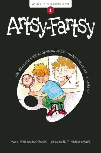 9781934649657 Artsy-Fartsy