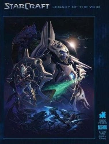9781945683886 Starcraft: Legacy of the Void Puzzle