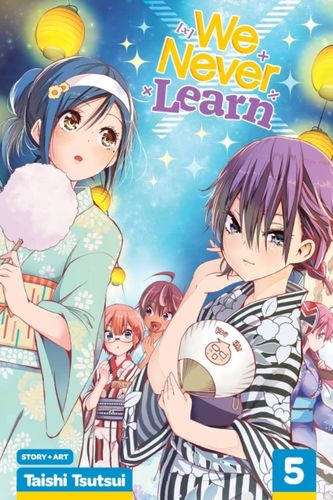 9781974704446 We Never Learn, Vol. 5