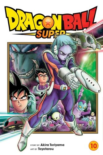 9781974715268 Dragon Ball Super, Vol. 10