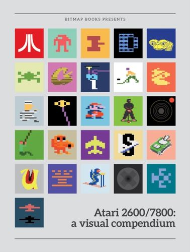 9781999353391 Atari 2600/7800: a visual compendium