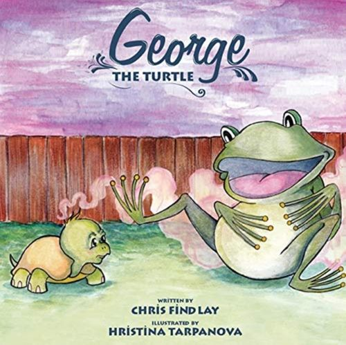 9781999657109 George the Turtle