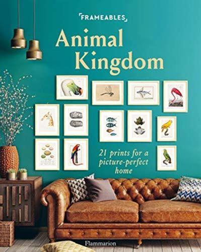 9782080204493 Frameables: Animal Kingdom