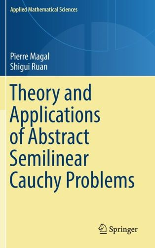 9783030015053 Theory and Applications of Abstract Semilinear Cauchy Problems