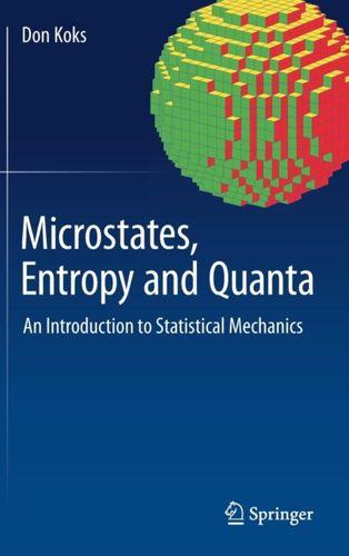 9783030024284 Microstates, Entropy and Quanta