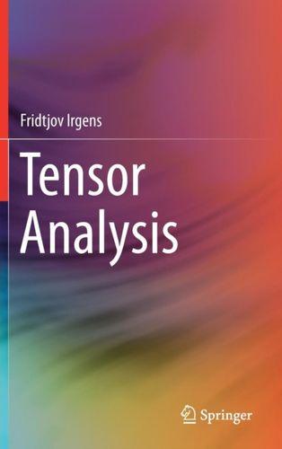 9783030034115 Tensor Analysis