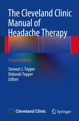 9783319040714 Cleveland Clinic Manual of Headache Therapy