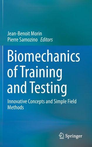 9783319056326 Biomechanics of Training and Testing