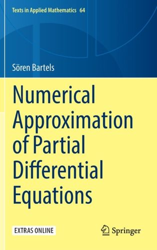 9783319323534 Numerical Approximation of Partial Differential Equations