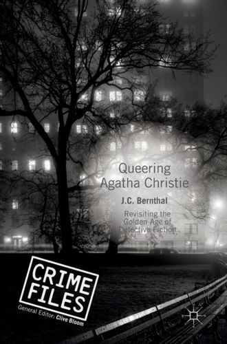 9783319335322 Queering Agatha Christie