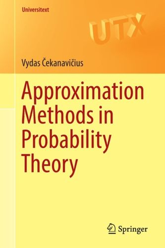 9783319340715 Approximation Methods in Probability Theory