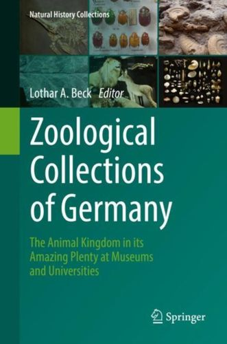9783319443195 Zoological Collections of Germany