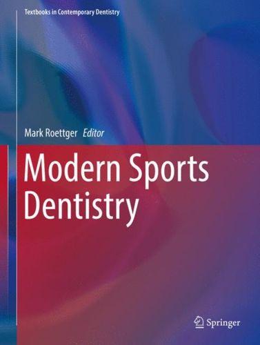 9783319444147 Modern Sports Dentistry