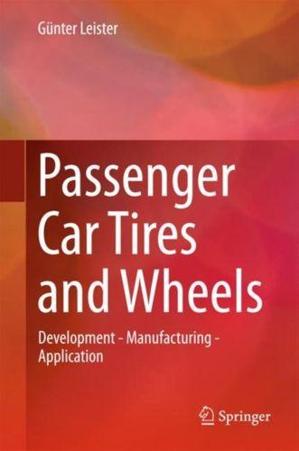 9783319501178 Passenger Car Tires and Wheels