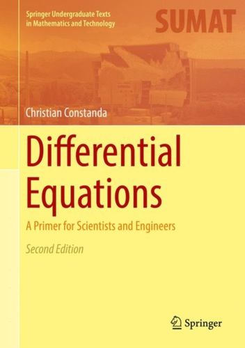 9783319502236 Differential Equations