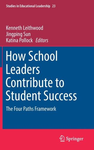 9783319509792 How School Leaders Contribute to Student Success