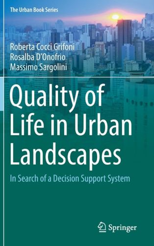 9783319655802 Quality of Life in Urban Landscapes