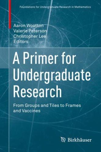 9783319660646 Primer for Undergraduate Research