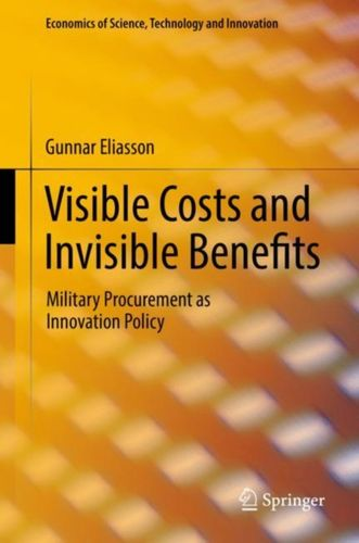9783319669922 Visible Costs and Invisible Benefits