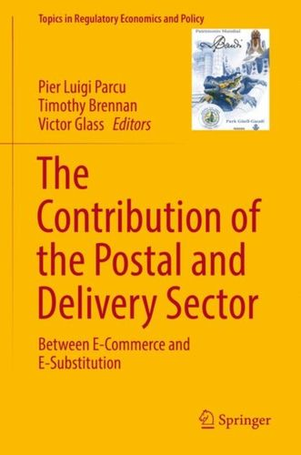 9783319706719 Contribution of the Postal and Delivery Sector