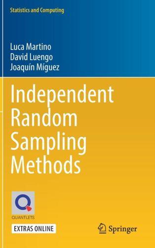 9783319726335 Independent Random Sampling Methods