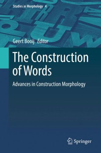 9783319743936 Construction of Words