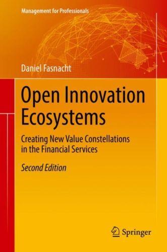 9783319763934 Open Innovation Ecosystems