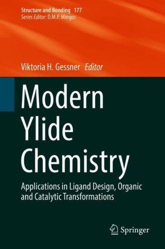 9783319895444 Modern Ylide Chemistry