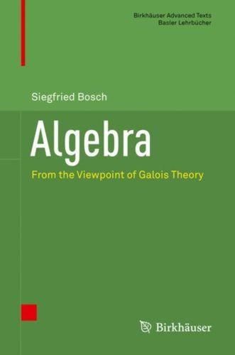 9783319951768 Algebra