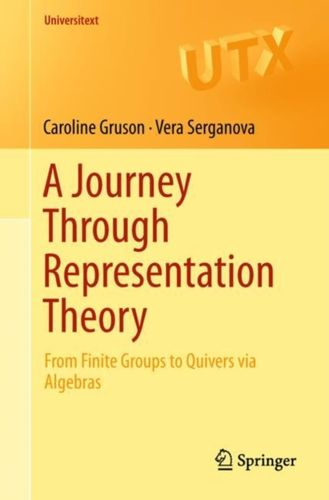 9783319982694 Journey Through Representation Theory