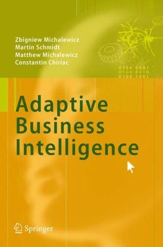 9783540329282 Adaptive Business Intelligence