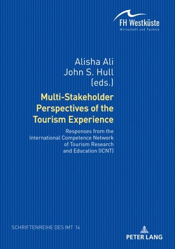 9783631746868 Multi-Stakeholder Perspectives of the Tourism Experience