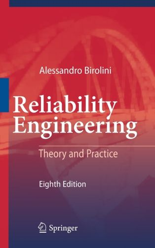 9783662542088 Reliability Engineering