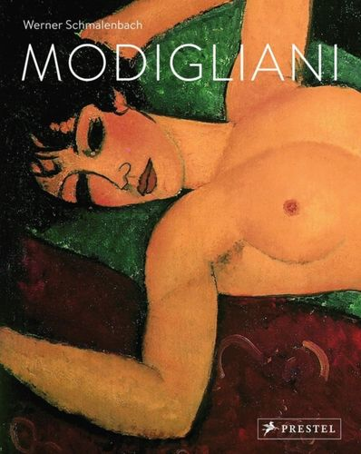 9783791382067 Modigliani: Paintings, Sculptures, Drawings