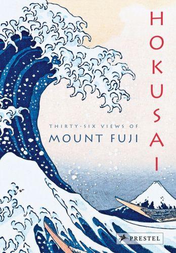 9783791386072 Hokusai: Thirty-Six Views of Mount Fuji