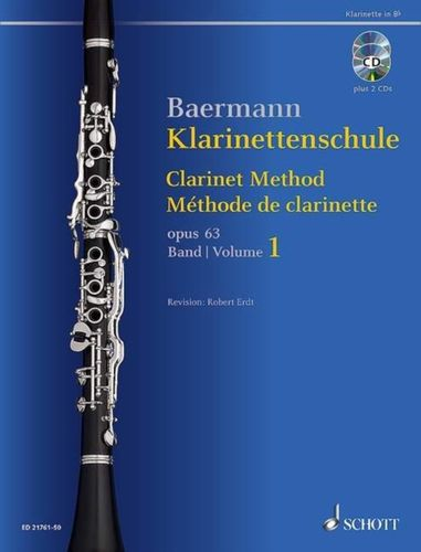 9783795748036 Clarinet Method, Op. 63 / Methode De Clarinette Opus 63
