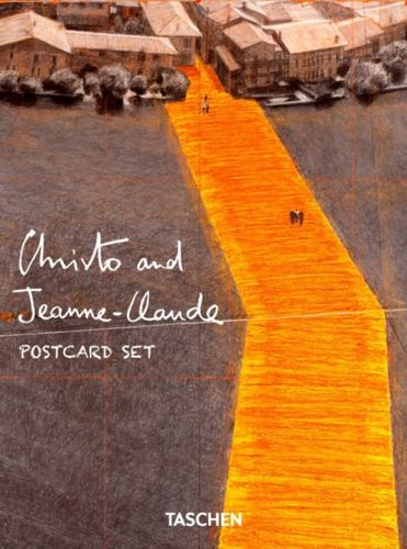 9783836547857 Christo and Jeanne-Claude. Postcard Set