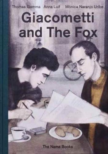 9783906313030 Giacometti and the Fox