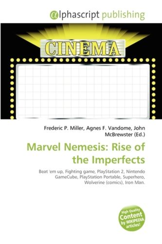 9786133777606 Marvel Nemesis