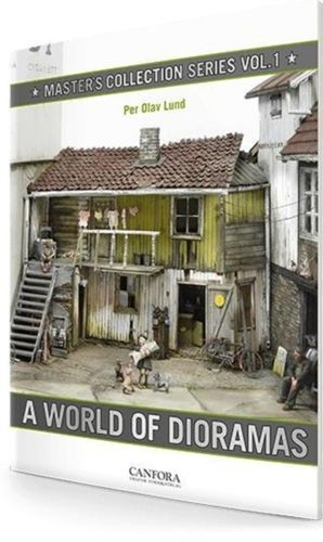 9789197677394 World of Dioramas: Master's Collection Series