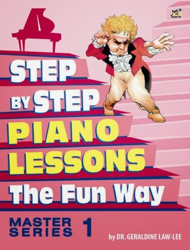 9789679854053 Step By Step to Piano Lessons Fun Way Master Series 1