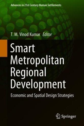 9789811085871 Smart Metropolitan Regional Development